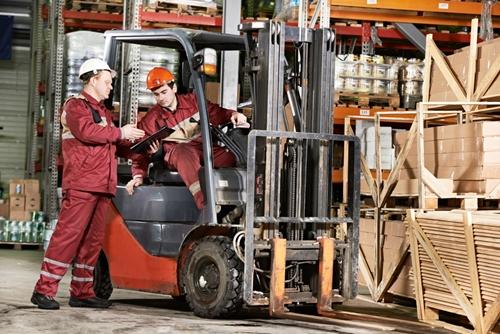 Forklift safety begins even before the engine starts.